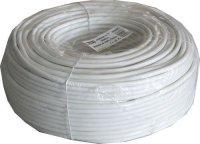 Kabel 3x0,75mm2 kulatý 230V H05VV-F (CYSY), balení 100m