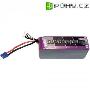 Akupack Li-Pol (modelářství) 22.2 V 5000 mAh 20 C Hacker EC5