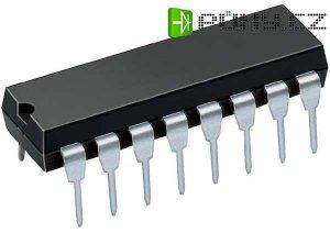 4051 8kanál.analog MX/DEMX, DIL16 /MHB4051/