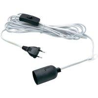Připojovací kabel Konstsmide, 5 m, bílý