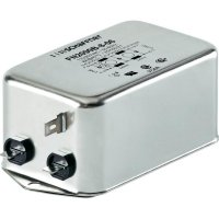 Odrušovací filtr Schaffner FN2090-10-06, 250 V/AC, 10 A