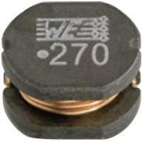 SMD tlumivka Würth Elektronik PD2 744774033, 3,3 µH, 4 A, 5848