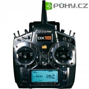 RC souprava pultová Spektrum DX18 Mode 1, 2,4 GHz, 18 kanálů