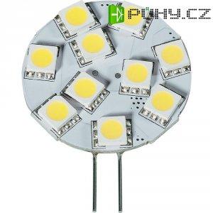 LED žárovka Diodor, G4, 1,7 W, 30 V, stmívatelná, teplá bílá