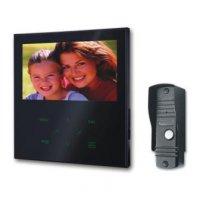 MOVETO 541028 Bezsluchátkový barevný dveřní videotelefon V-028