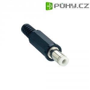 Napájecí konektor Lumberg 1636 03, zástrčka rovná, 4,75/4,75/1,7 mm