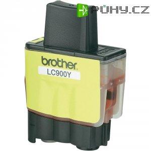 Cartridge Brother LC-900, LC900Y, žlutá