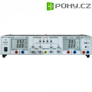 Laboratorní síťový zdroj Voltcraft VSP-2206, 0,1 - 20 V/DC, 0 - 6 A