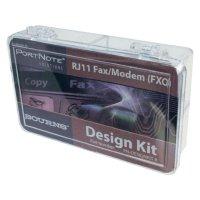 Sada k ochraně RJ11 Fax/Modem obvodů Bourns PN-Designkit-8
