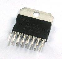 TDA7375 NF zesilovač 4x12W/2x26W/18V/ 3,5A
