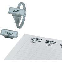 Plastový značkovač kabelů Phoenix Contact KMK, 1005211, 29 x 8 mm