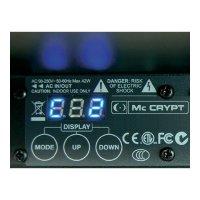 DMX LED reflektor Mc Crypt LumiFlood, 33 W, barevná