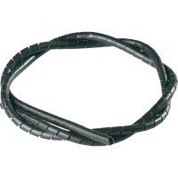 Spirálový kabelový oplet PB Fastener SB 50 E SW SB 50 E SW;Ø svazku: 4 - 20 mm, černá, metrové zboží