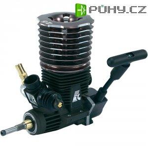 Spalovací motor Force Engine 25 CNC, 4,1 cm3, 1,54 kW, zadní výfuk