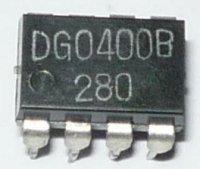 DG0400B - hodinový obvod, DIP8 /~SM5544/