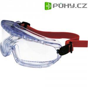 Brýle se širokým zorným polem Pulsafe V-Maxx, 1006196, plynotěsné, čirá