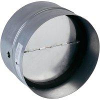 Zpětná klapka s jisticí gumičkou Wallair 125 m, pozinkovaná