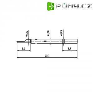 Ochranný kryt pro zkušební hrot PTR H 1015 L