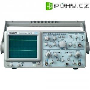 Osciloskop Voltcraft 632 FG, 30 MHz