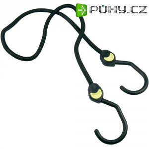 Elastické lano s XXL háky, 120 cm