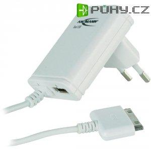 Nabíječka Ansmann pro iPodR / iPhoneR / iPadR + 1x USB