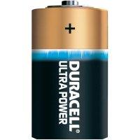 Alkalická baterie Duracell Ultra, typ D, sada 2 ks