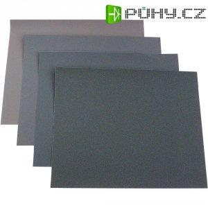 Brusný papír 20 ks na dřevo a na kov