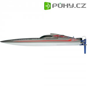 Elektro model člunu Reely Rocket, ARR, 870 x 240 x 150 mm