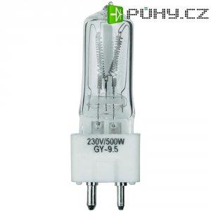 Žárovka, 500 W, GY9.5, bílá