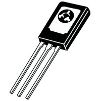 Tyristor ON Semiconductor C106D1G, 400 V, 4 A, TO 220