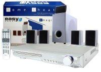DVD/DIVX domácí kino ET-616 (USB/5.1/MP3/TUNER FM)