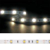 LED pásek 5050 30LED/m IP20 7.2W/m bílá teplá (1ks=10cm)