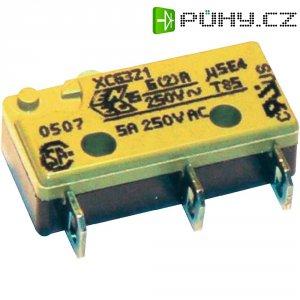 Mikrospínač saia série XC-malá rolnička 18,5 mm