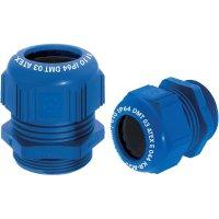 Kabelová průchodka LappKabel Skintop® K-M EEXE II ATEX (54115410), M16, modrá (RAL 5015)