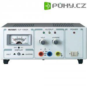 Lineární laboratorní sítový zdroj Voltcraft VLP-1302A, 0 - 30 V, 0 - 2 A