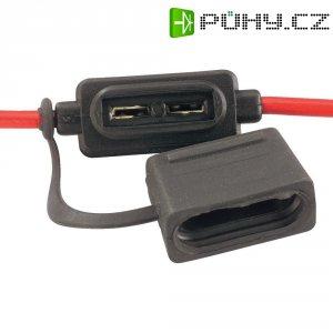 PLOCHÝ DRŽÁK POJISTEK (kabel 6 mm²)