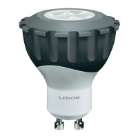 LED žárovka Ledon MR16, 28000334, GU10, 7 W, 230 V, bílá
