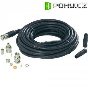 Koaxiální kabel s BNC konektorem BKL Electronic, 903020, 10 m