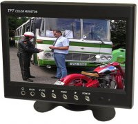 "LCD color monitor TFT 7"" CL-7016, 480x234pix."