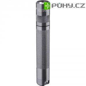 Kapesní svítilna Mag-Lite Solitaire, K3A096, 1,5 V, kryptonová, šedá/titan