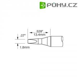 Pájecí hrot OKI by Metcal SFV-CH18A, dlátový, 1,8 mm