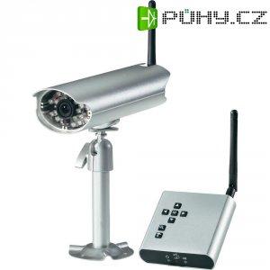 Bezdrátová venkovní kamera se 4kanálovým USB přijímačem, 2,4 GHz, 640 x 480 px