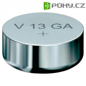 Knoflíková baterie Varta V13GS, na bázi oxidu a stříbra, 4176101401