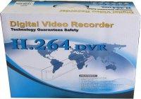DVR 8kanálový, 8608B, D1, real time, reklamace