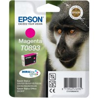 Cartridge do tiskárny Epson T0893, C13T08934011, magenta