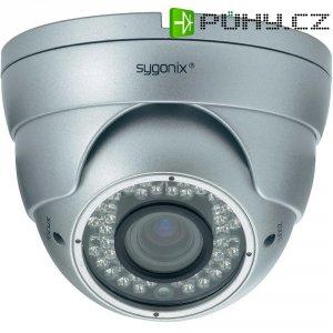 Venkovní dome kamera Sygonix 420 TVL, 8,5 mm Sony CCD, 12 VDC, 4 - 9 mm