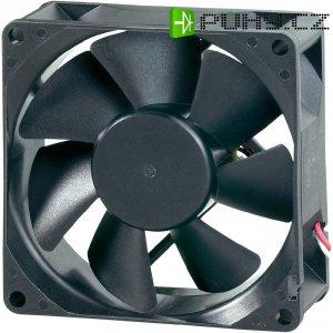 PC větrák s krytem AVC F8025 (š x v x h) 80 x 80 x 25 mm