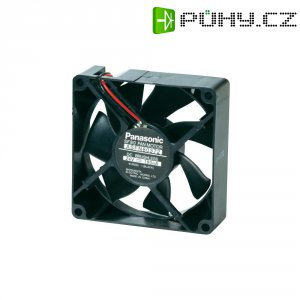 DC ventilátor Panasonic ASFN84372, 80 x 80 x 25 mm, 24 V/DC