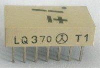 LQ370 zobrazovač +-1., zelený TESLA