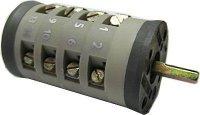 Vačkový spínač VS10 2452 B8, 10A/380V~, 4 polohy 45°